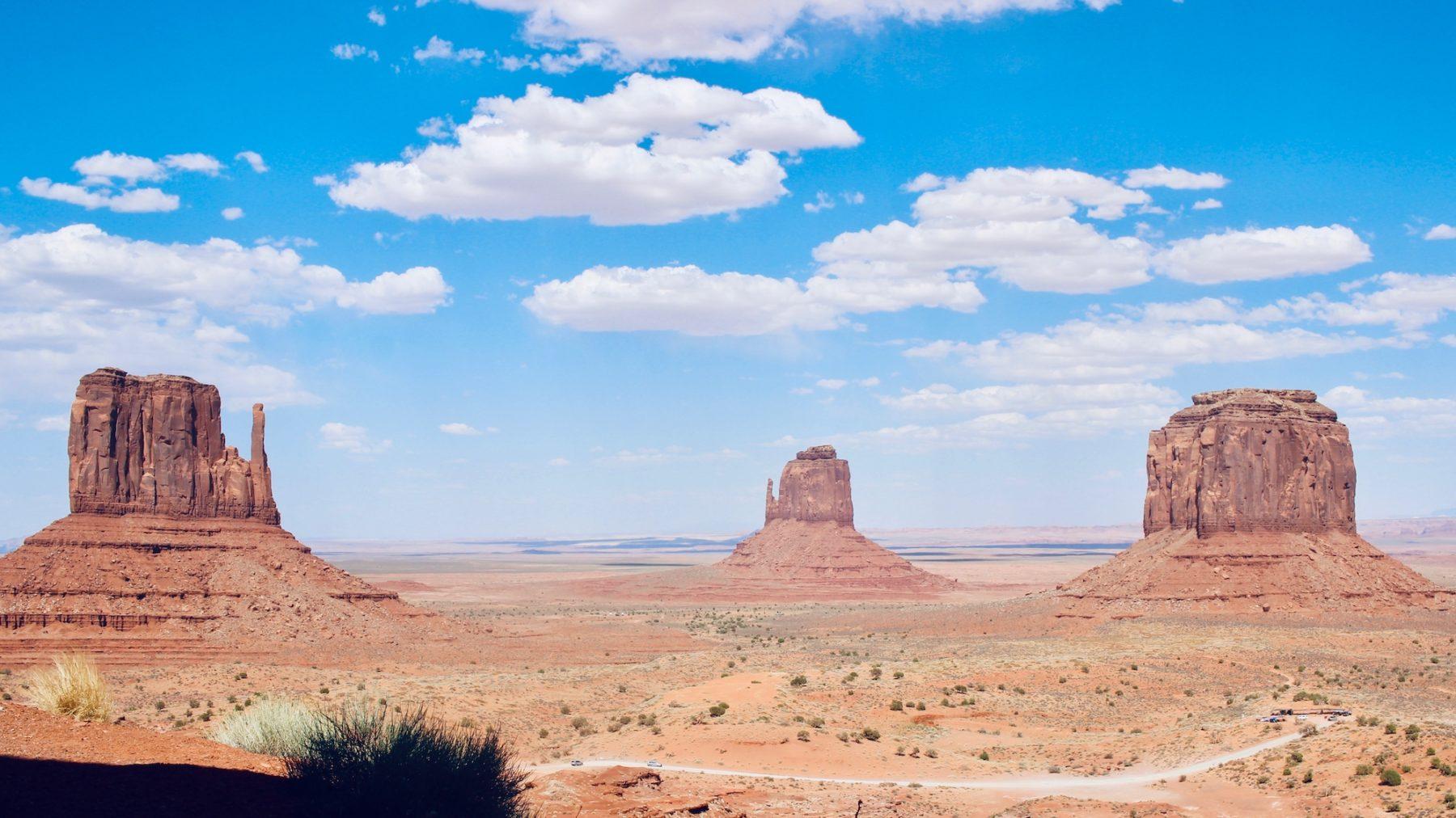 Plains of Arizona