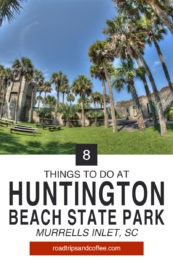8 Things To Do At Huntington Beach State Park In Murrells Inlet Sc Road Trips Coffee Travel Blog