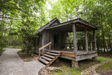 Discover the Country's First Forestry School at the Cradle of Forestry in America in Brevard, NC