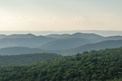 The Ultimate Road Trip on the Skyline Drive Through Shenandoah National Park